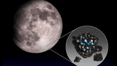 Photo of La NASA descubre agua en la Luna