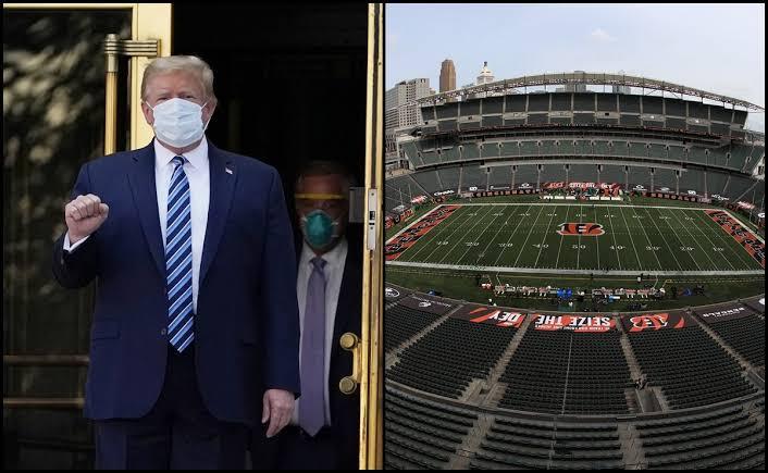 Photo of ¿Trump utiliza a la NFL en tiempos electorales?