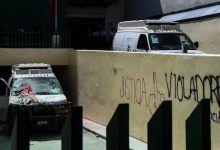 Photo of Encapuchadas pintan instalaciones de juzgados en CDMX