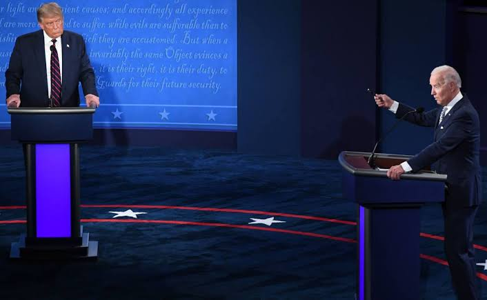 Photo of Cancelan oficialmente segundo debate entre Trump y Biden