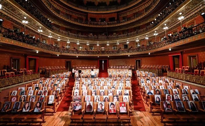 Photo of Arranca Cervantino en formato virtual y con homenaje al sector salud